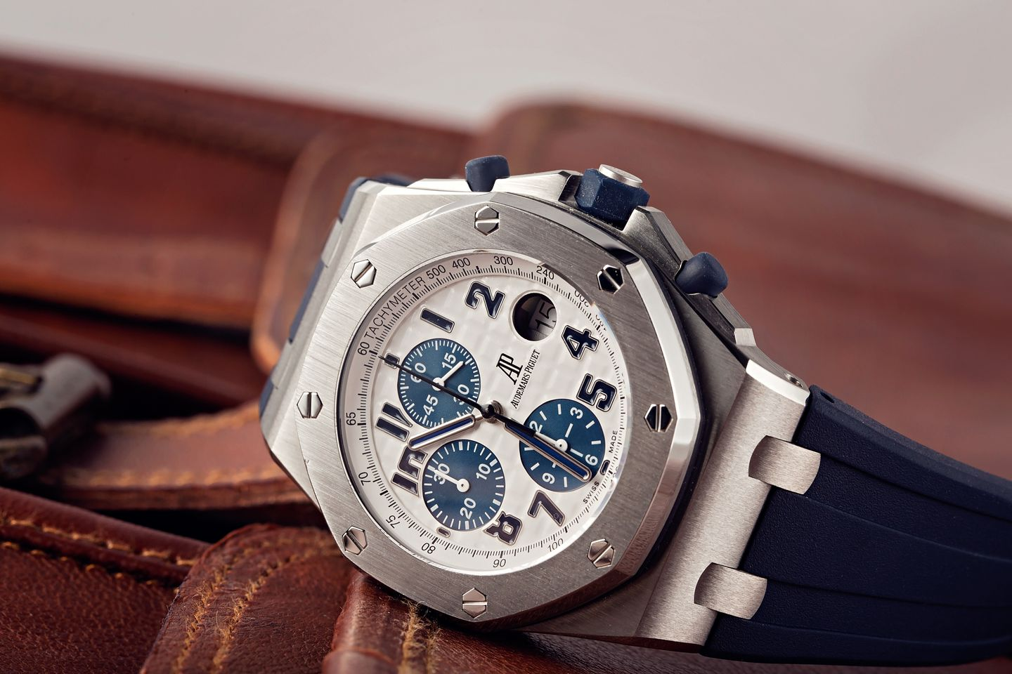 Rappers AP Audemars Piguet Royal Oak Offshore Chronograph
