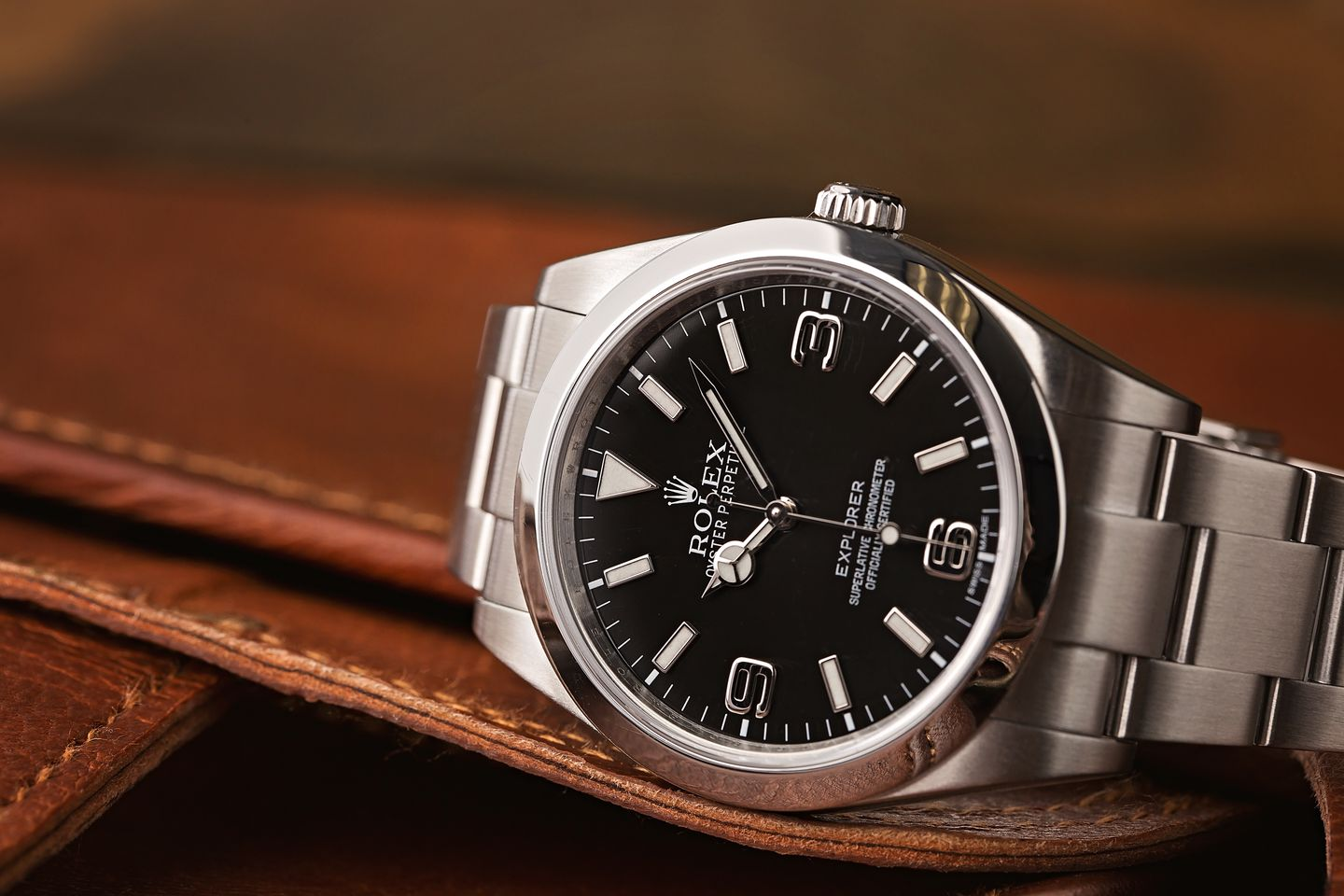 How Much Is A Rolex Explorer 214270