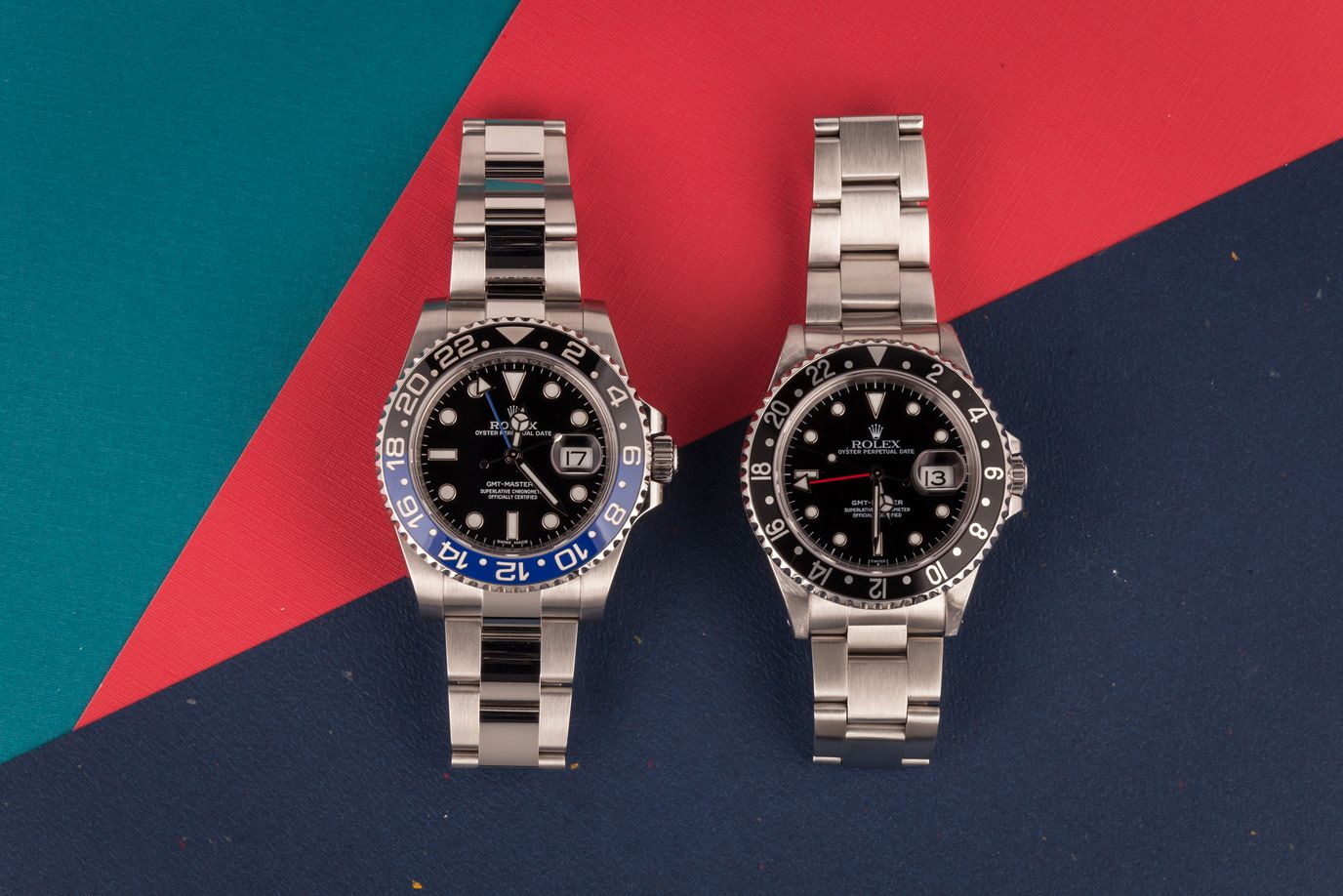 How to Measure the Case Size of a Watch - Rolex GMT-Master II Batman