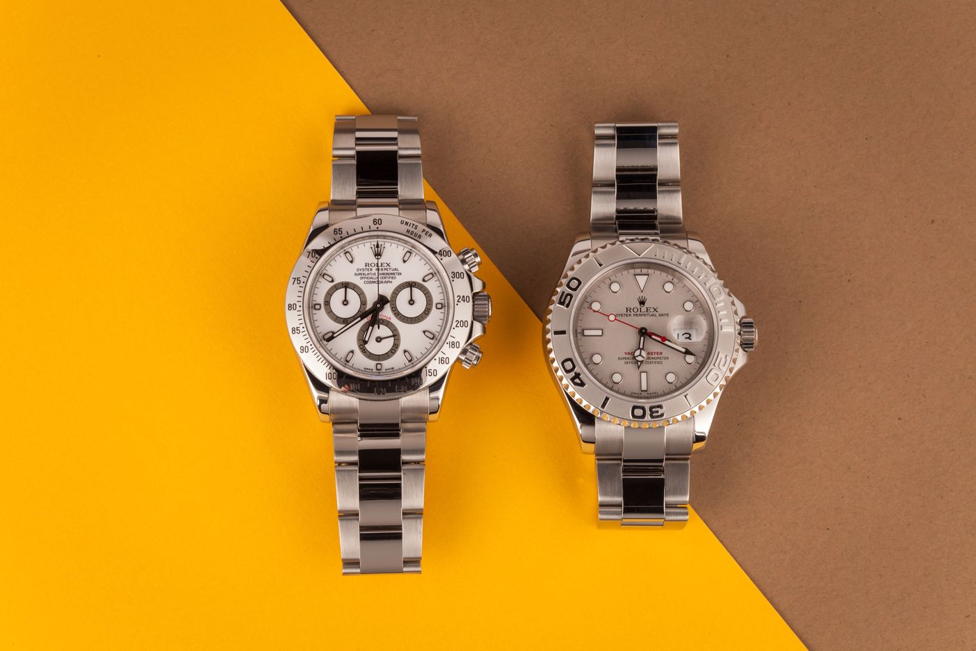How to Measure the Case Size of a Watch - Rolex Daytona Yacht-Master
