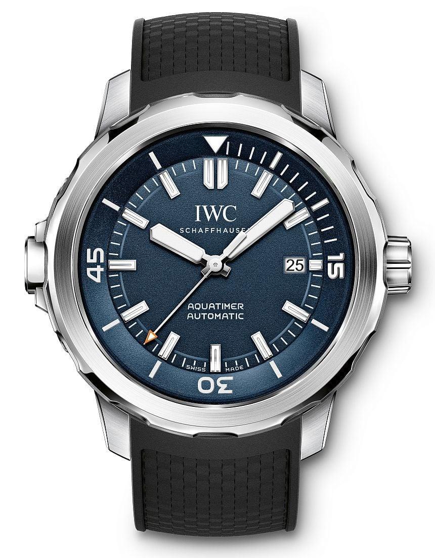 IWC Aquatimer Jacques-Yves Cousteau