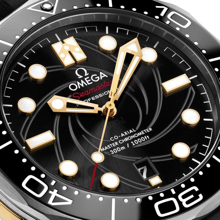 Omega Seamaster Diver 300M 2019 james bond