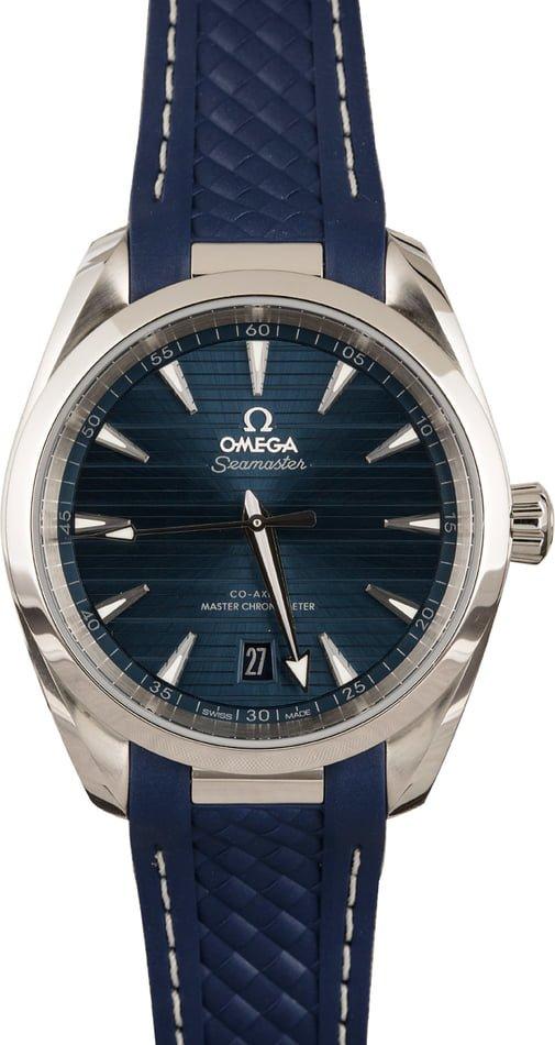 Omega Seamaster Aqua Terra Sailing Watches