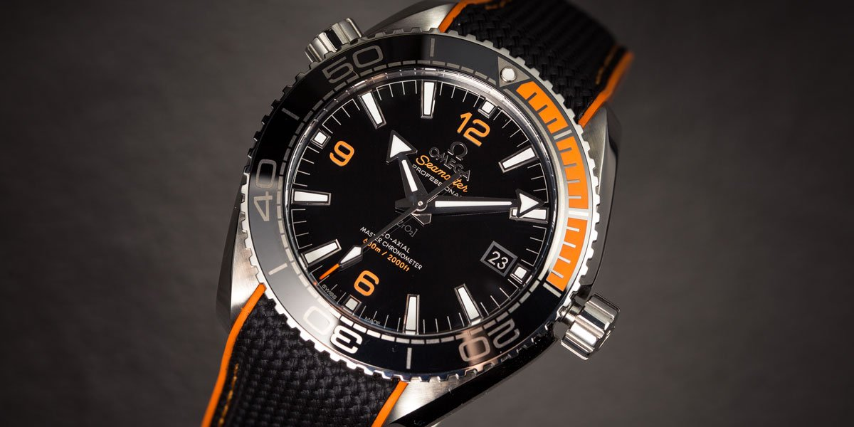 Dive Watches Rotating Timing Bezel Tutorial Omega Seamaster Planet Ocean
