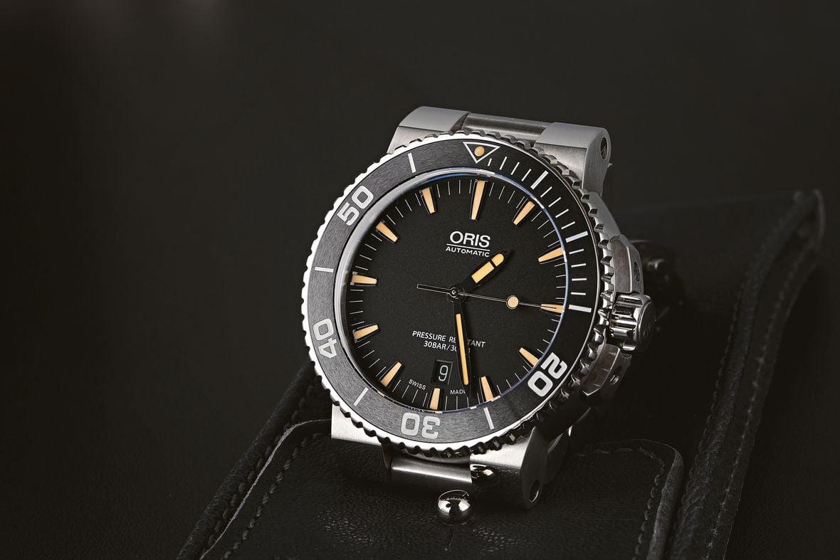 Rolex Submariner Alternatives Oris Aquis Date
