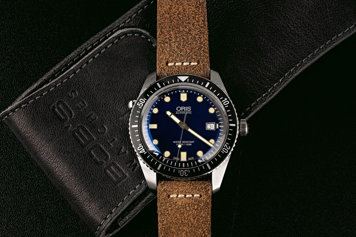 Rolex Submariner Alternatives Oris Divers Sixty-Five