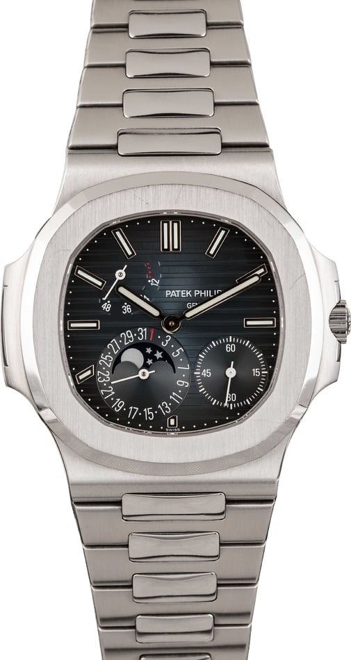 Patek Philippe Nautilus watch inspired by the sea