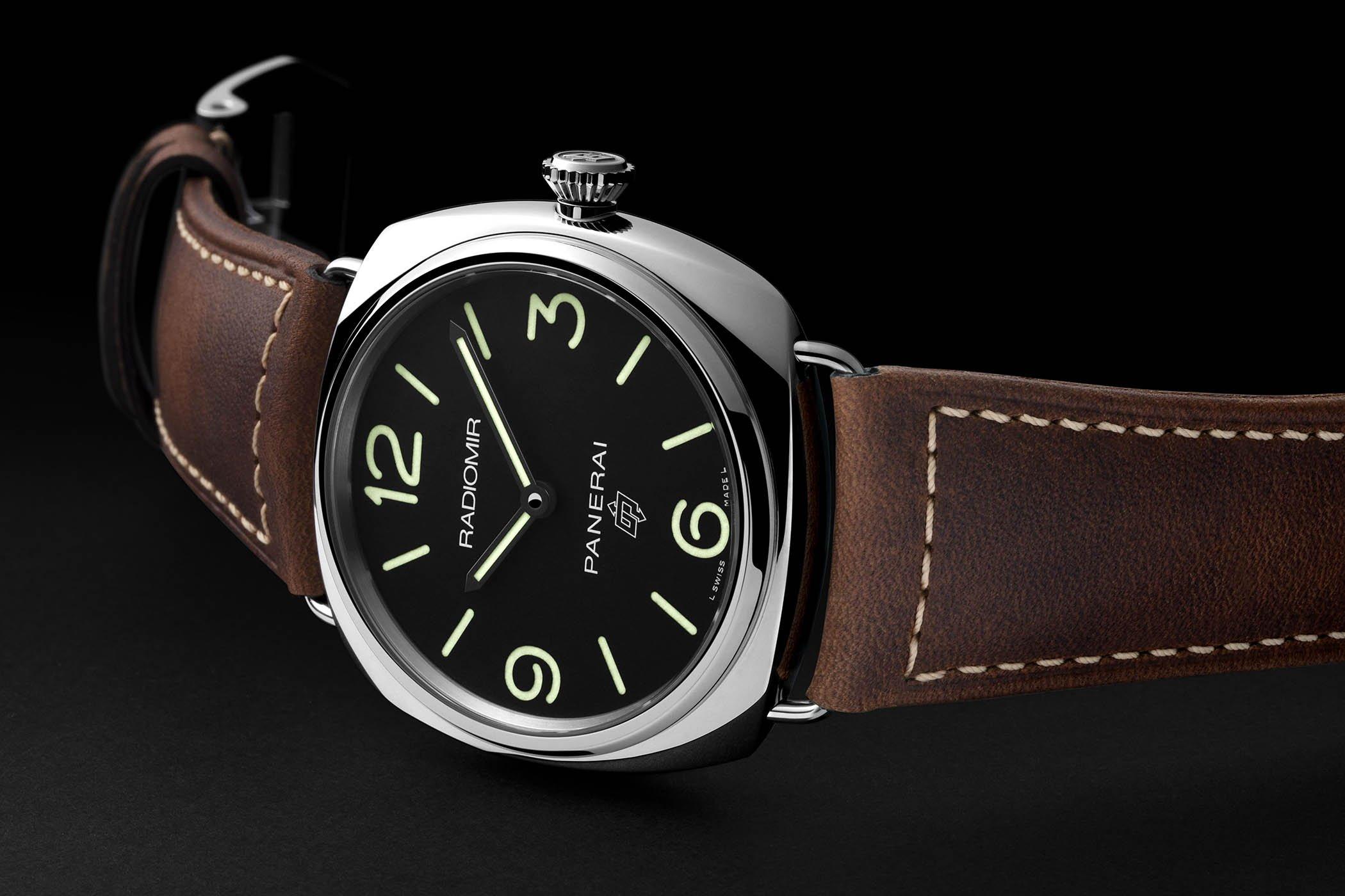 entry-level Panerai watch men's luxury watch