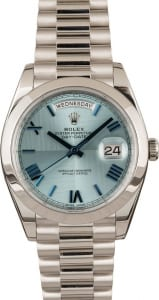 How Much Is A Rolex Day-Date President 228206