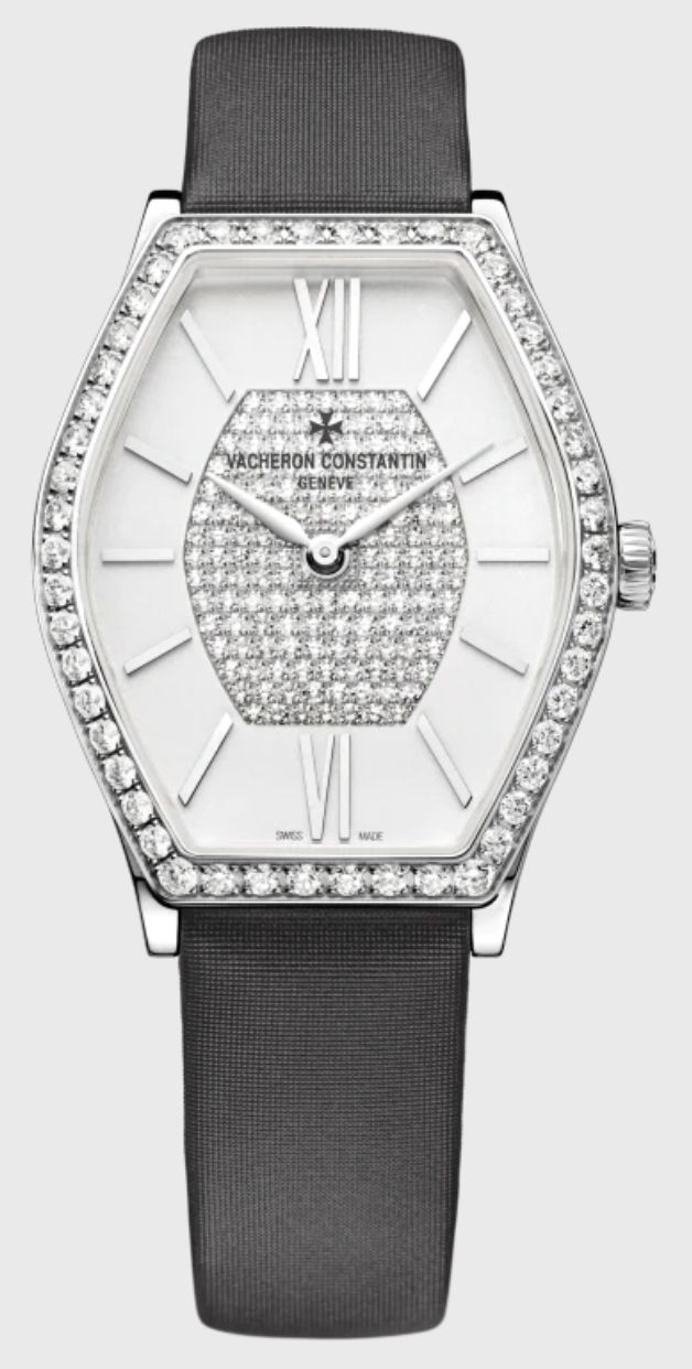 Vacheron Constantin Malte Quartz wedding day