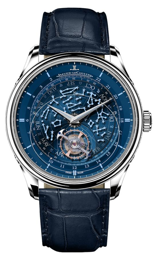 fall fashion Watches - Jaeger-LeCoultre Master Grande Tradition Tourbillon Céleste