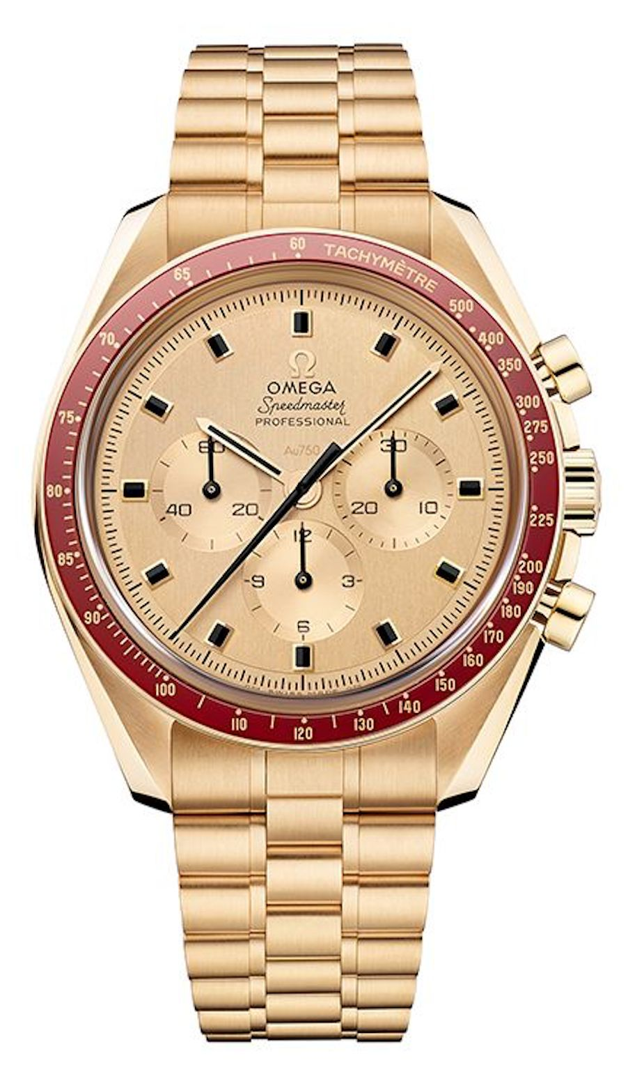 Speedmaster Apollo 11 50th Anniversary Moonshine Gold