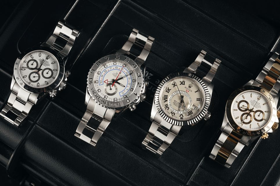 How to Shop for Pre-Owned Rolex sports Watches