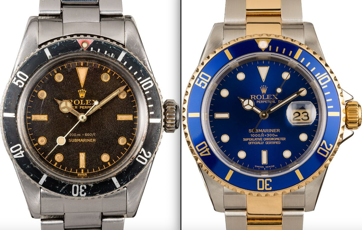 Rolex Submariner Watches 6538 16613