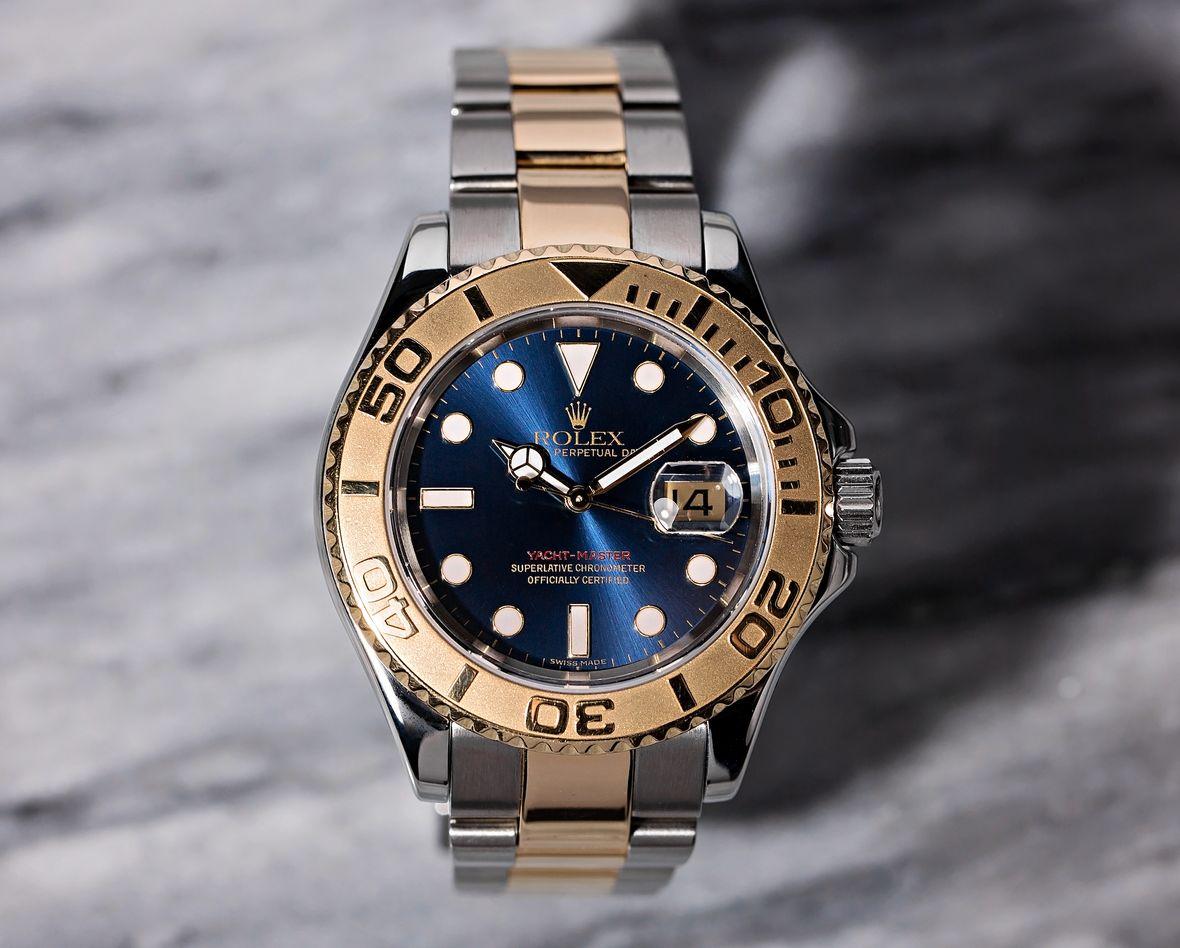 Sailing Watches Rolex Yacht-Master
