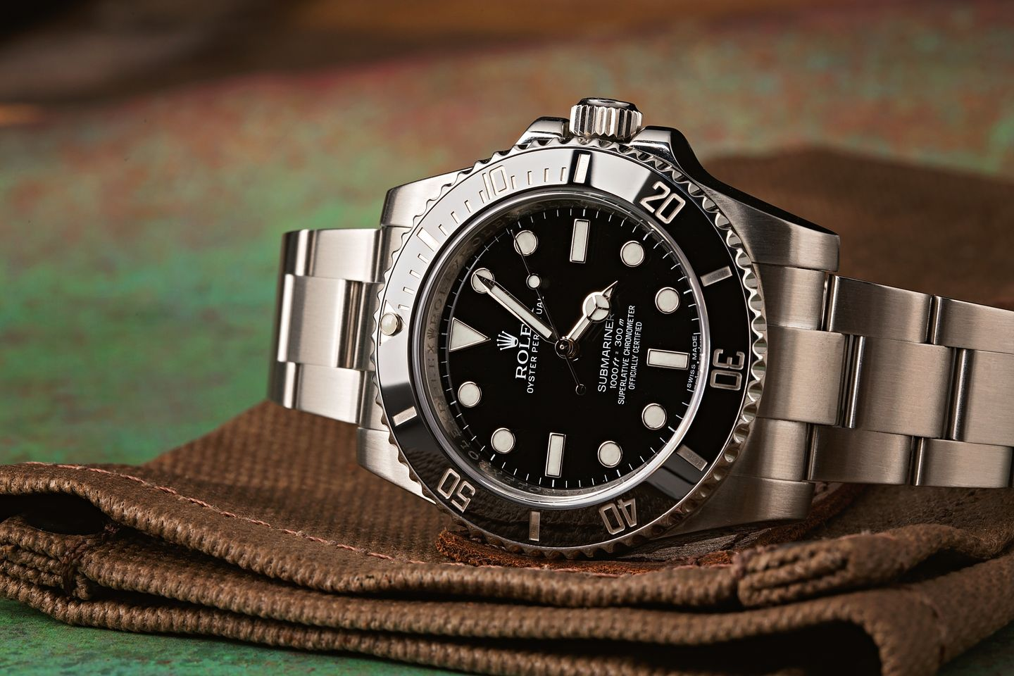 Rolex Submariner No-Date vs Rolex Explorer Stainless Steel