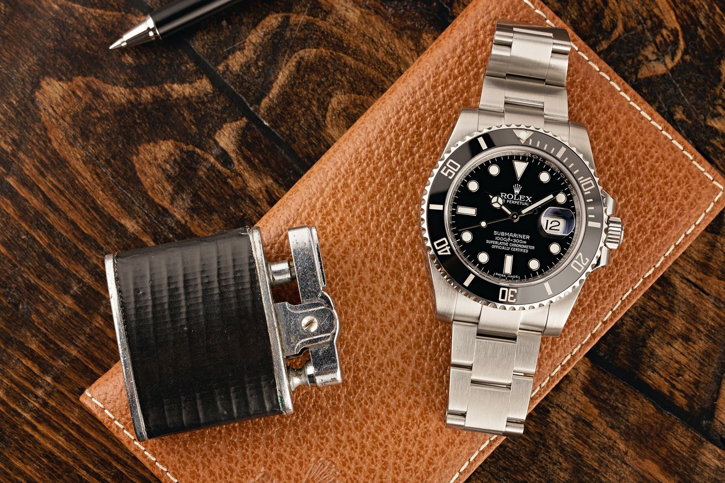 Rolex Submariner Black 116610