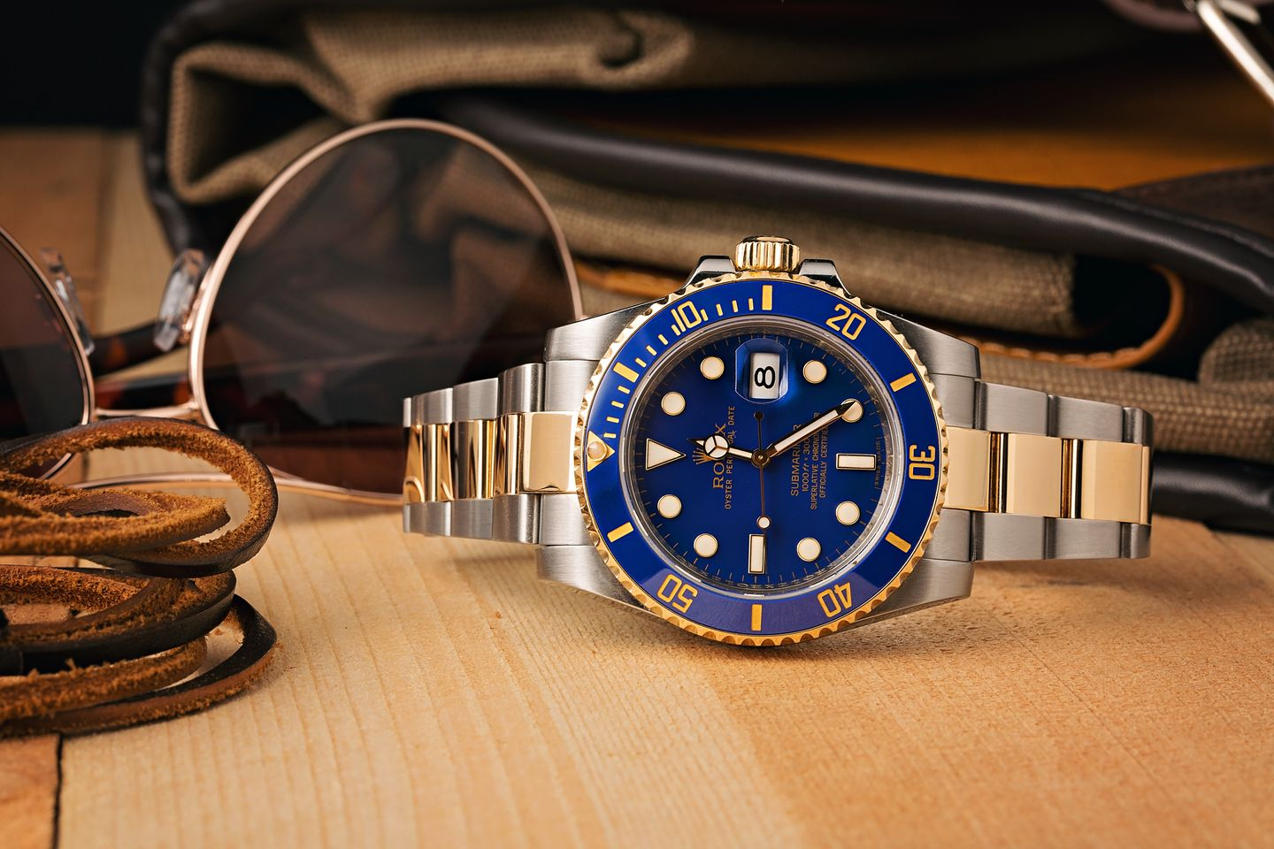 Rolex Submariner Rolesor
