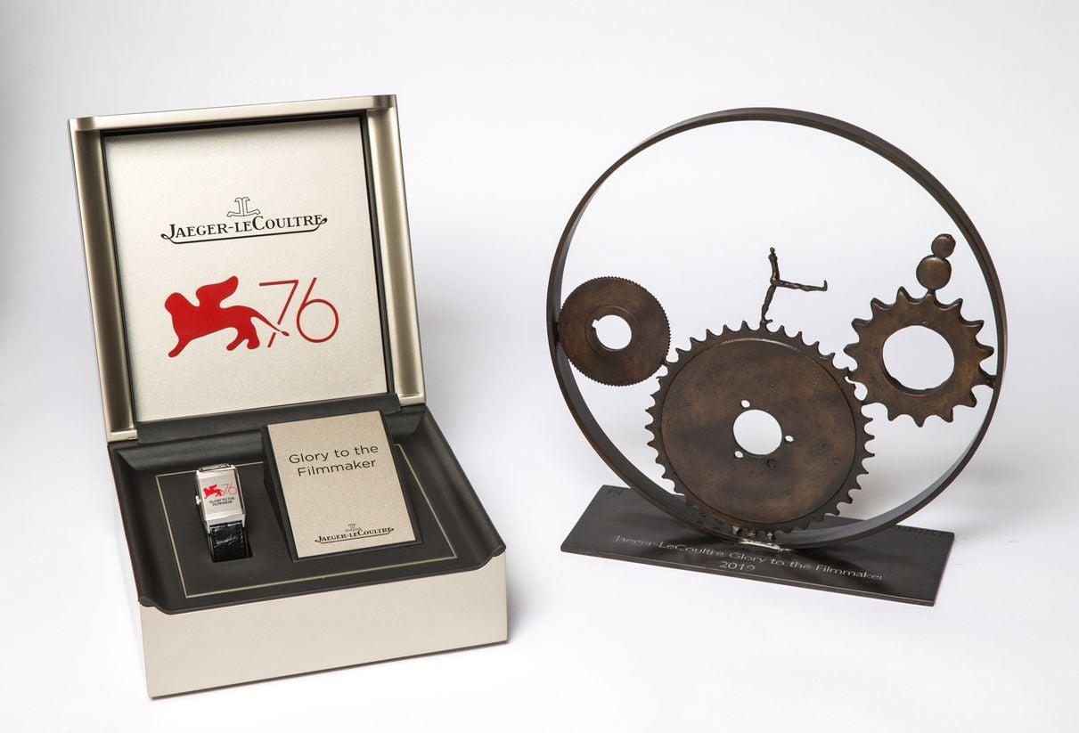 Jaeger-LeCoultre Reverso Filmaker Award Watch