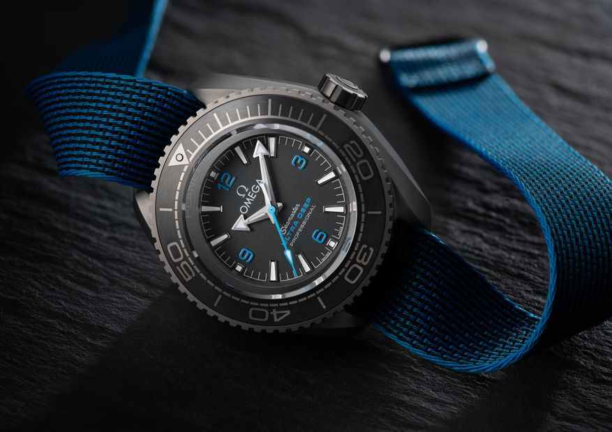 Omega Planet Ocean Ultra Deep