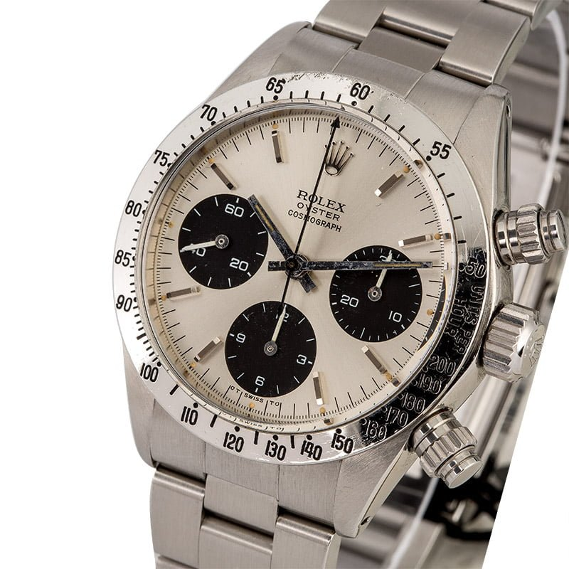 Different Types of Rolex Dials - Panda Dial