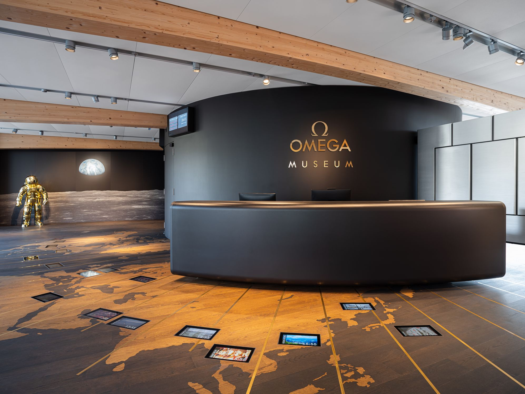 Omega Watches Museum