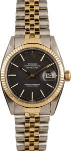 Rolex Datejust 1601 rolesor steel and gold