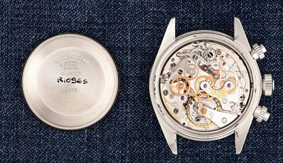 History of Rolex Watches Vintage Daytona Movement