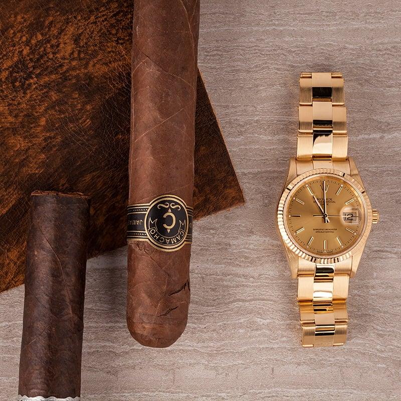 Rolex Date 15238 34mm