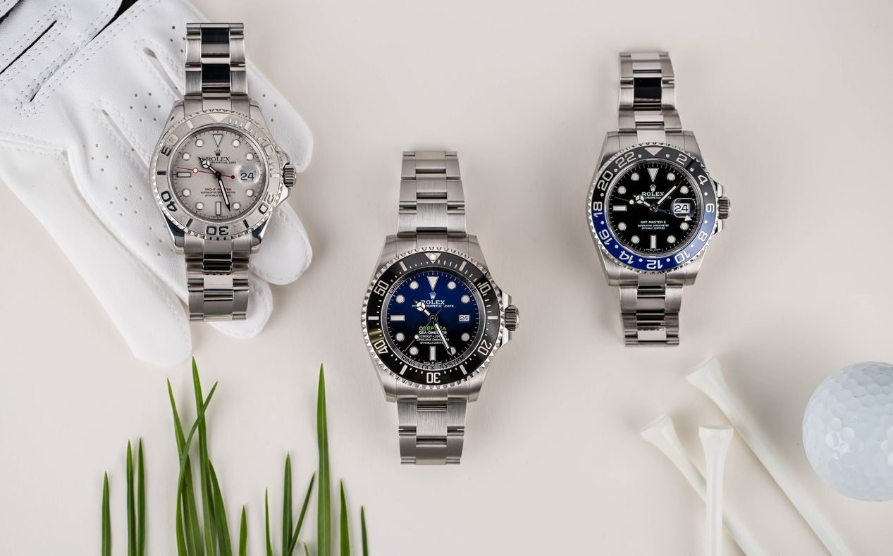 Bob's Watches Rolex Holiday Gift Guide