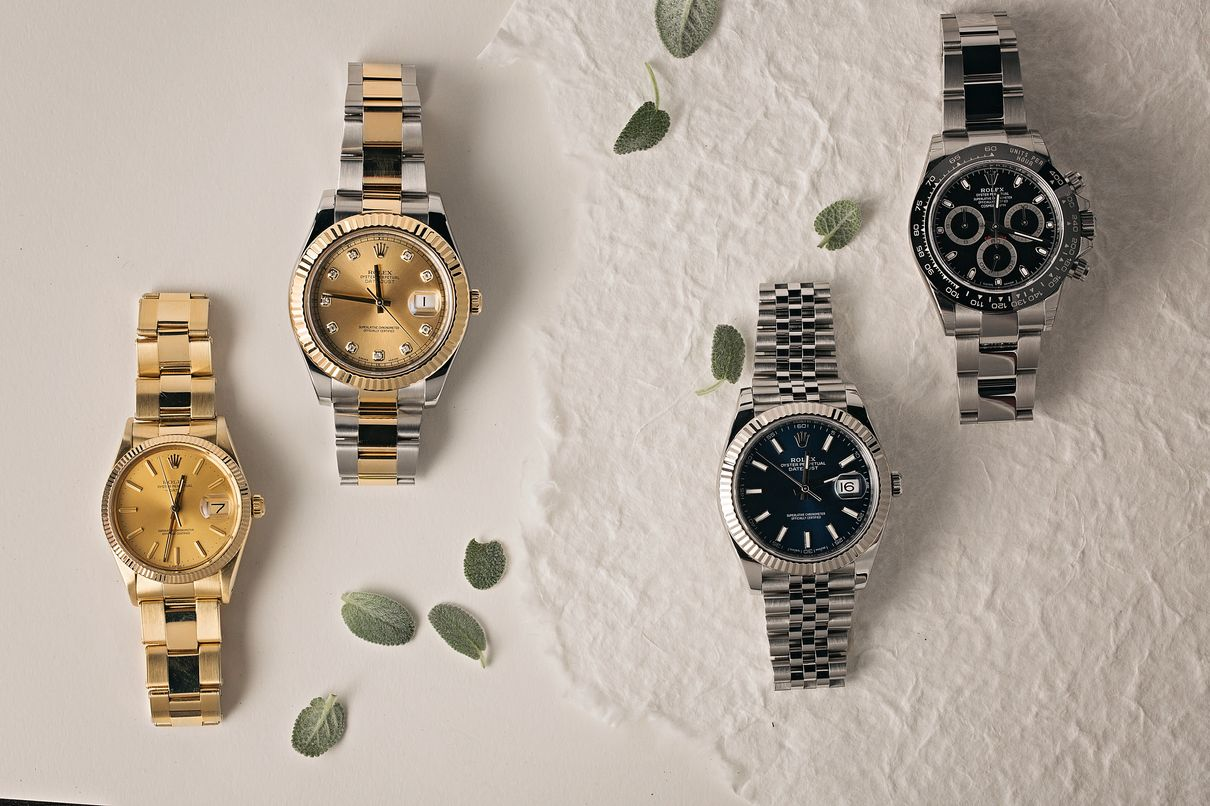 What Is the Most Worn Rolex Watch?