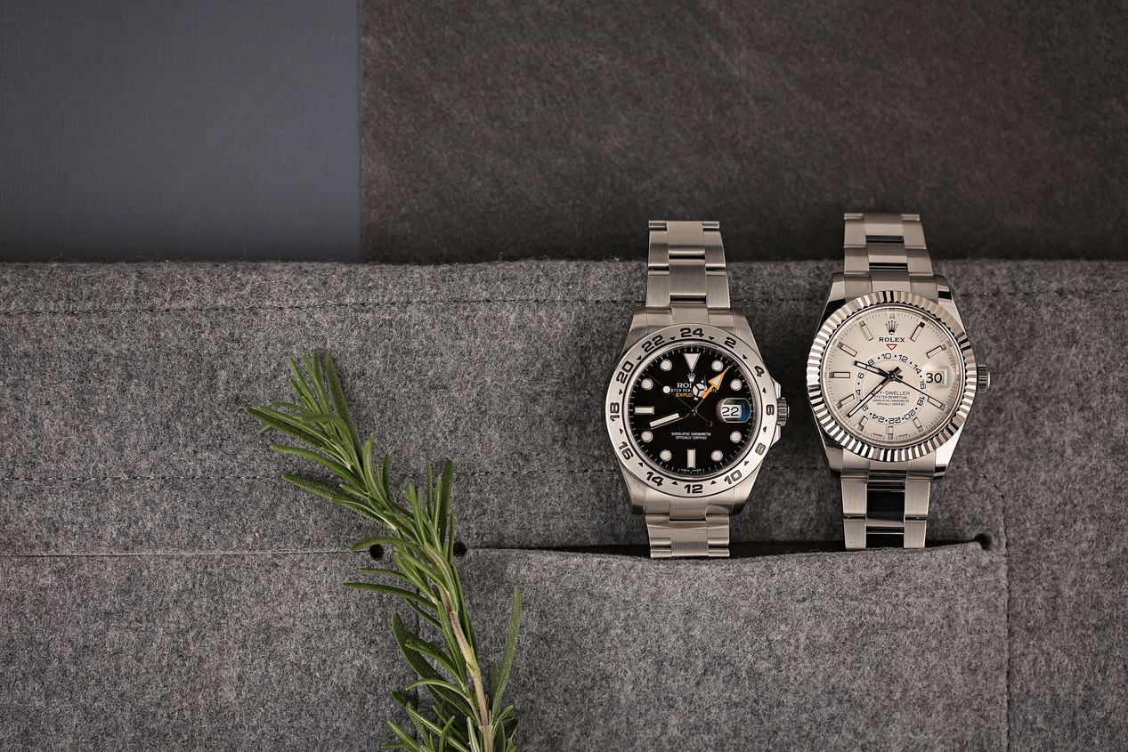 Bob's Watches Rolex Holiday Gift Guide Luxury watches