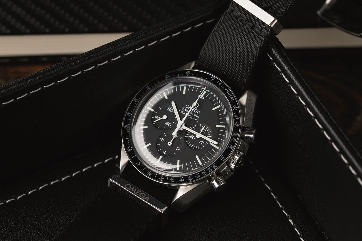 How the Omega Speedmaster was tested by NASA