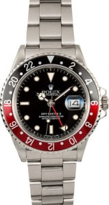 Rolex watch holiday party GMT-Master coke red and black