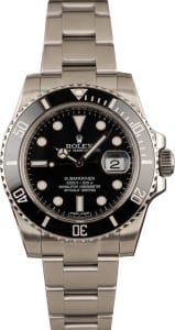 Rolex watch holiday party Submariner 116610 Ceramic