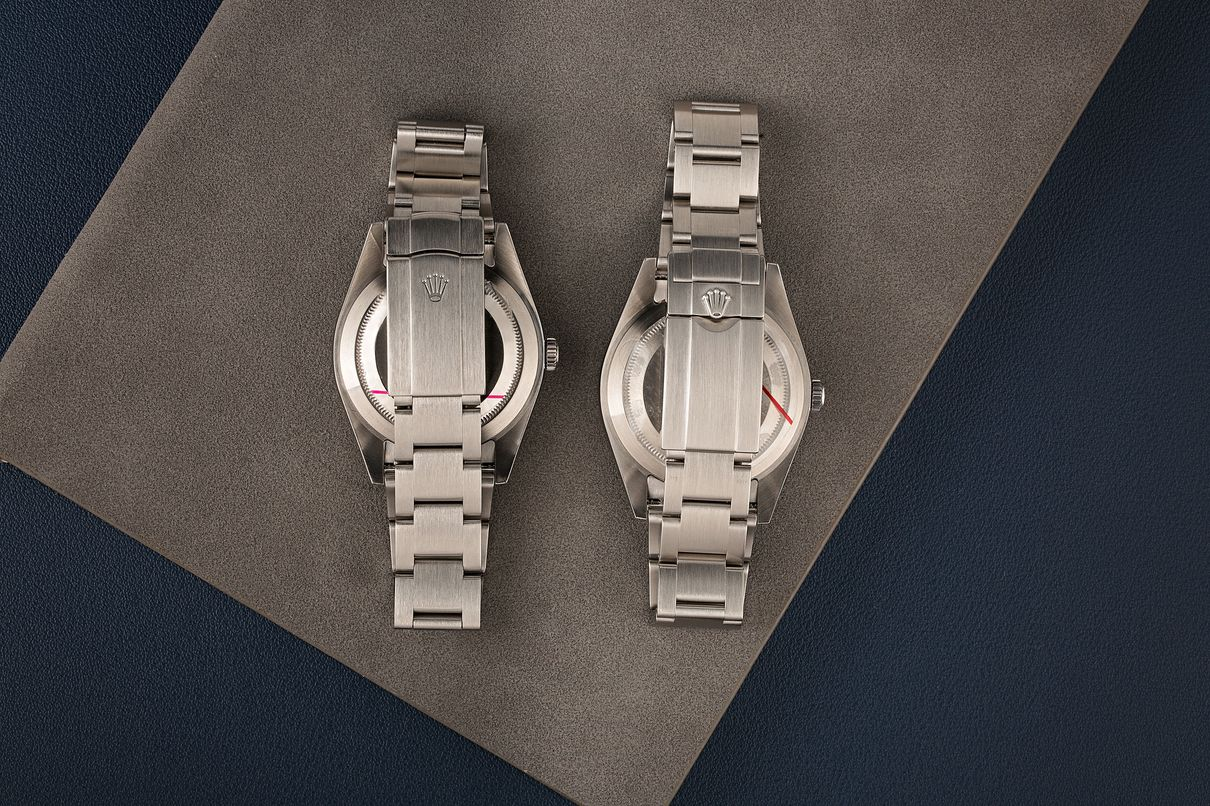 Rolex Bracelets Guide Oyster