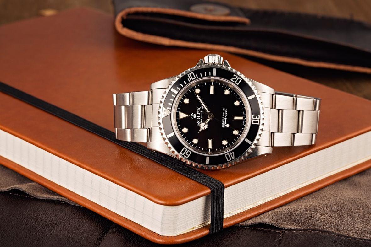 Rolex Submariner No-Date 14060 Tritium Dial