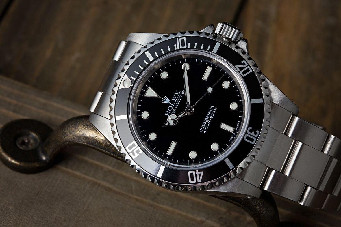 Rolex Submariner 14060 Stainless Steel No Date