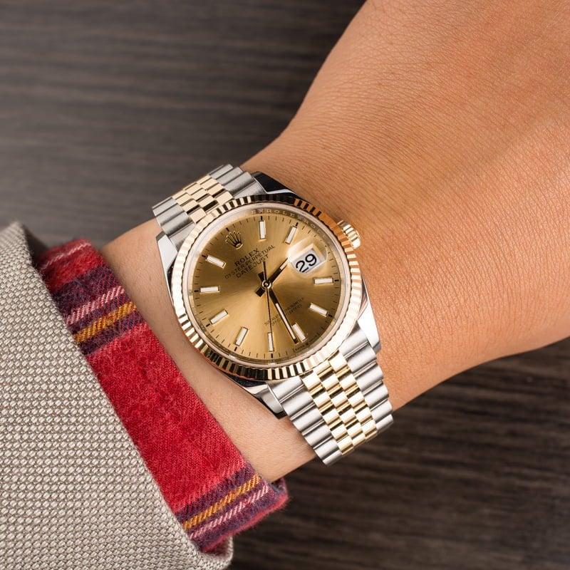 Rolex Datejust Define Collection
