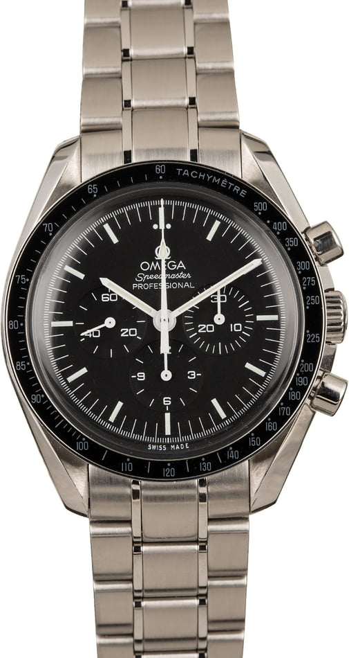Best Entry-Level Mens Luxury Watches Omega Speedmaster Professional Moonwatch