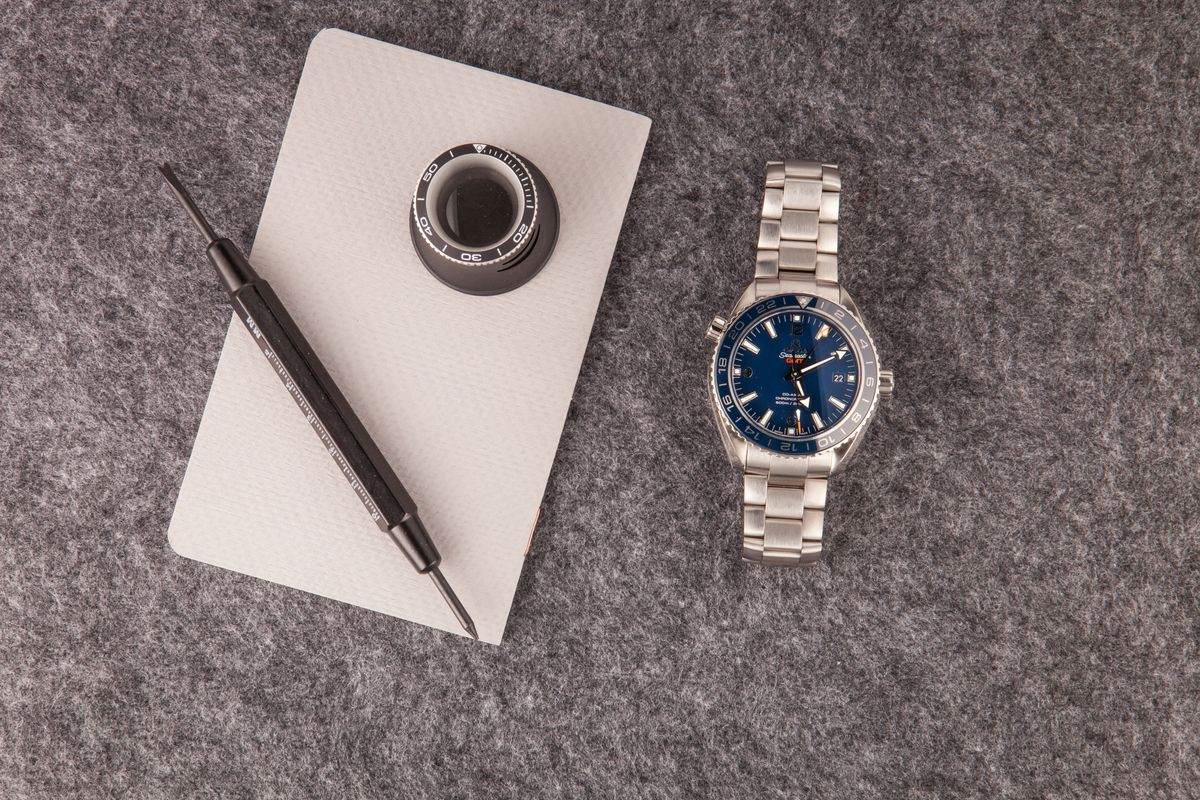 The Best Omega Seamaster Watches Planet Ocean GMT