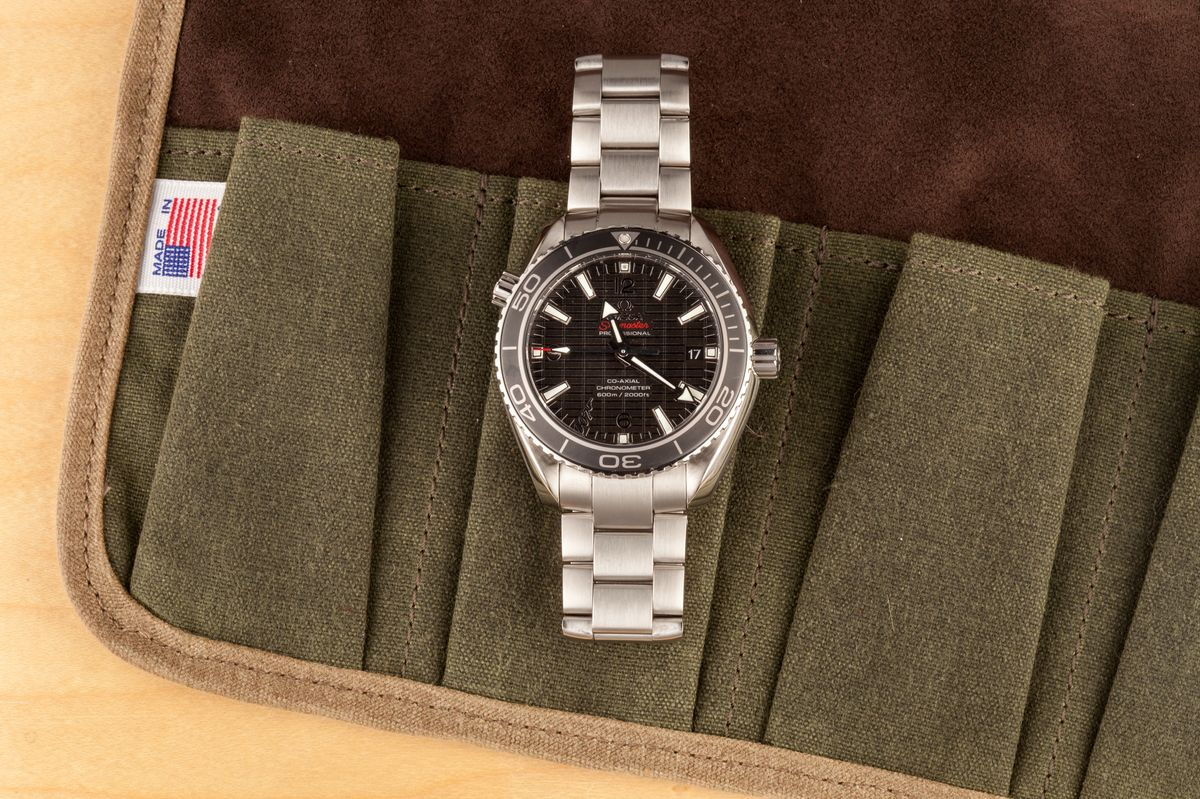 The Best Omega Seamaster Watches James Bond Limited-Edition