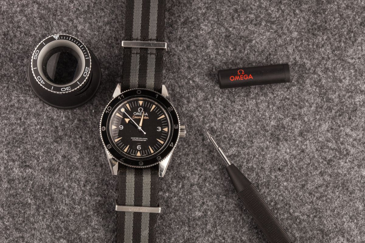 The Best Omega Seamaster Watches James Bond Spectre Limited Edition