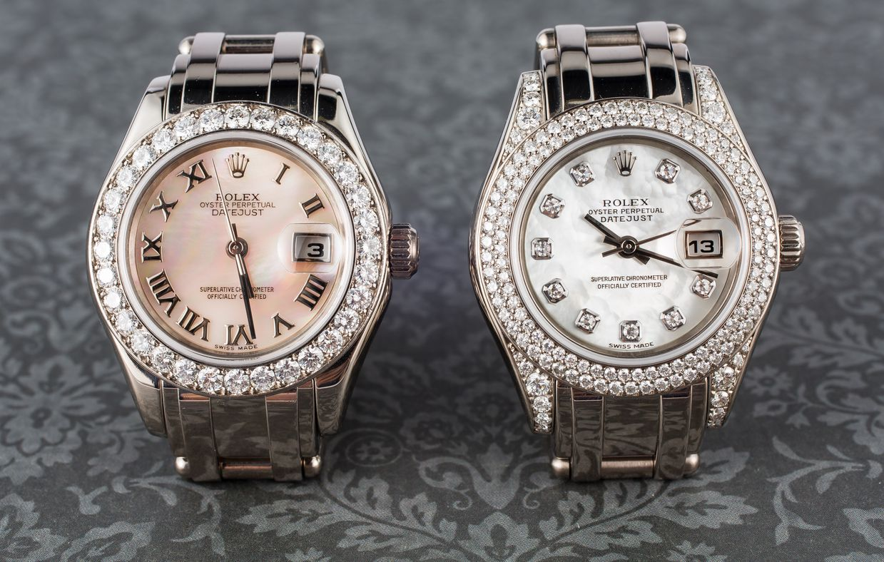 Mens Rolex vs Womens Rolex Difference Pearlmaster