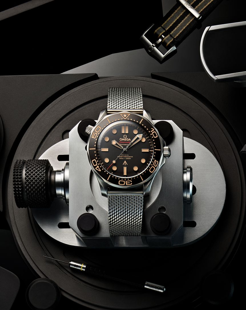 Omega Seamaster Diver 300M James Bond Edition