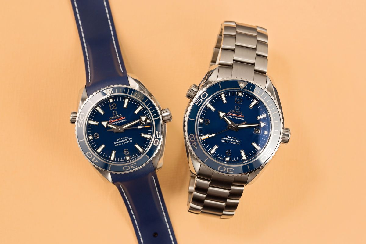 The Best Omega Seamaster Watches Planet Ocean