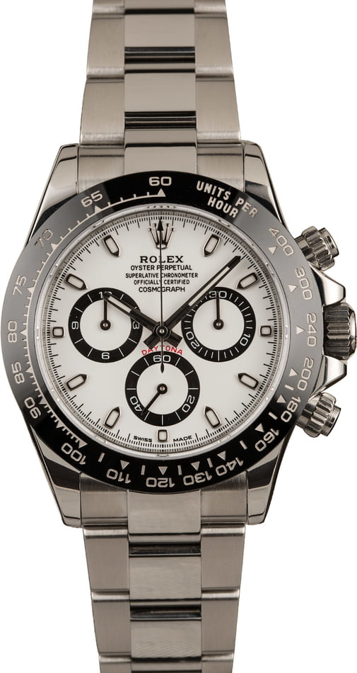 Rolex Daytona 116500 128340 - Rolex Watches That You Should Know