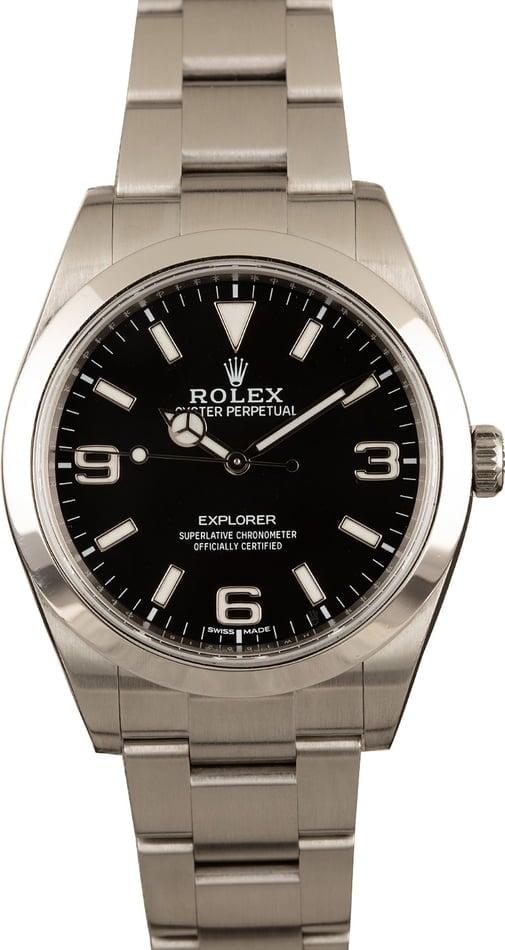 Rolex Watches Explorer 214270