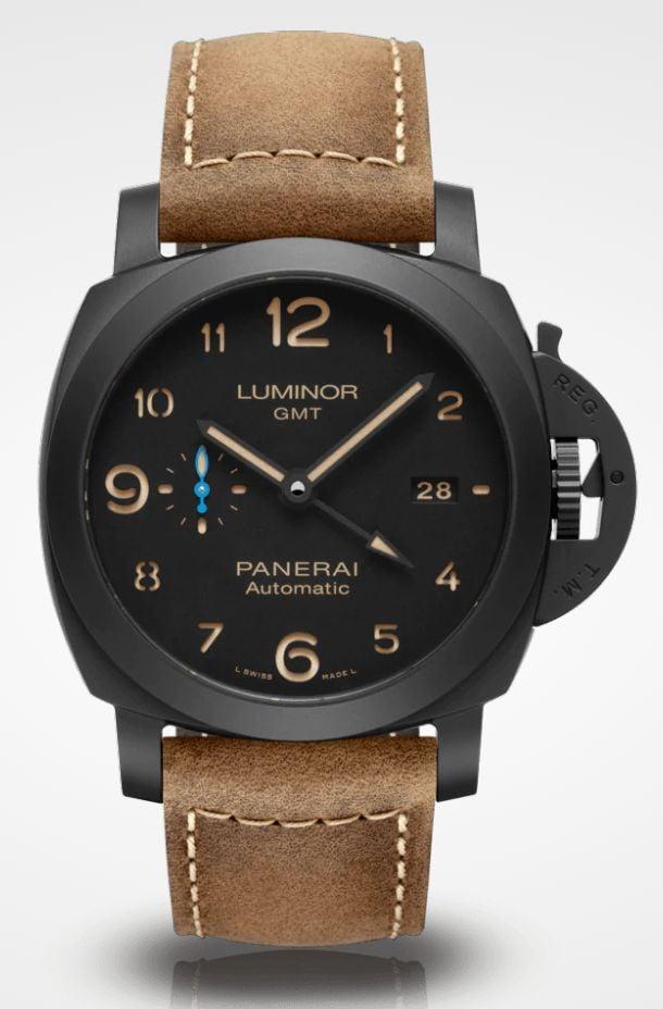 Panerai Watch Materials Ceramica
