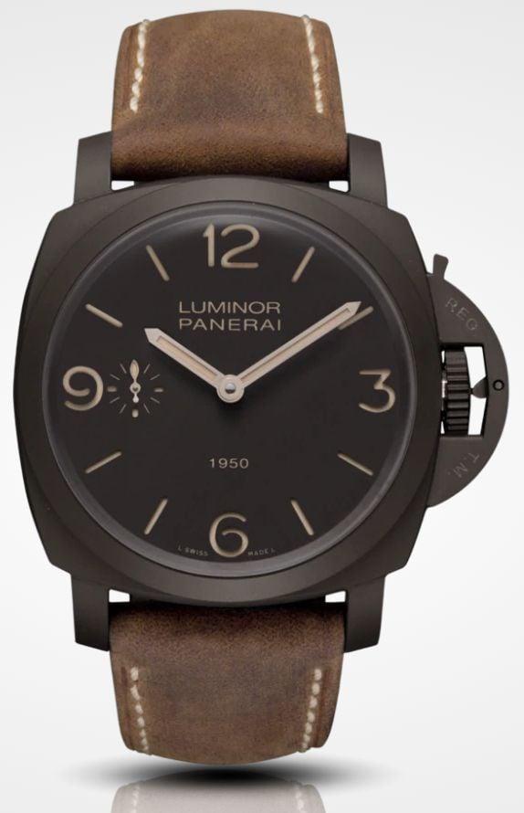 Panerai Watches Materials Composite